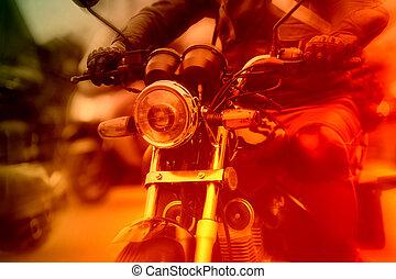 motorfiets