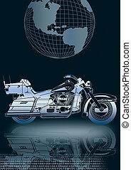 motorkerékpár, 3