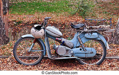 motorrad, klassisch