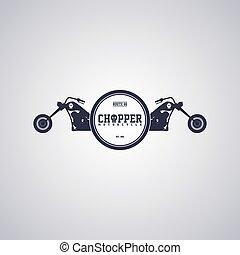 motorrad, zerhacker