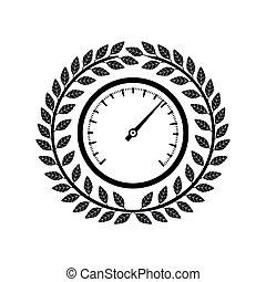 motorsport, symbol, tävlings-