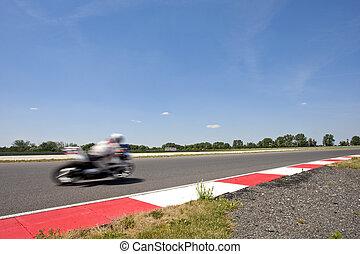 motorsports, objazd