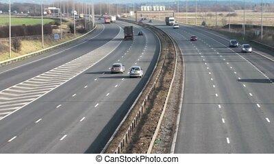 Motorway Daytime