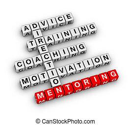 mots croisés, mentoring
