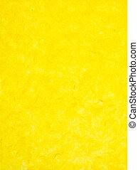 mottled yellow background - Close-up image of mottled yellow...