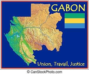motto, gabon