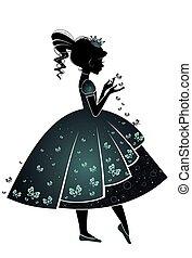 motyle, księżna
