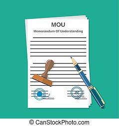 mou memorandum document - mou memorandum of understanding...