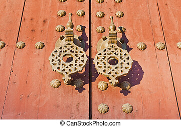 Moulay Ismail Mausoleum at Meknes, Morocco - Moulay Ismail ...