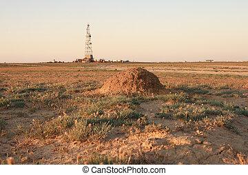Mound.