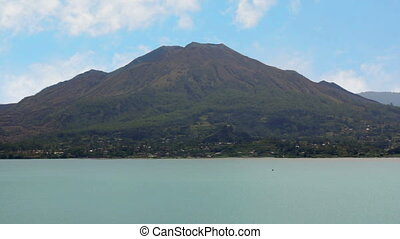 mount batur volcano, bali, indonesia