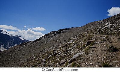 Mount Cheget. Caucasus, Russian Federation