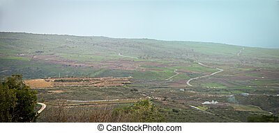 Mount Hermon, Golan Heights and Galilee - Mount Hermon...
