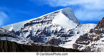 Mount Kitchener Jasper National Park
