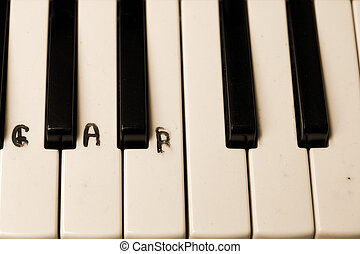 Mount organist