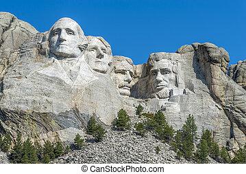 Mount Rushmore NM, South Dakota - National Monument