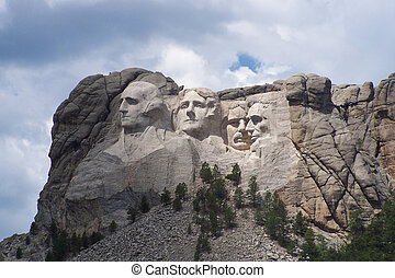 Mount Rushmore, Black Hills, South Dakota