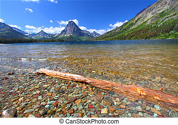Mount Sinopah - Glacier National Park