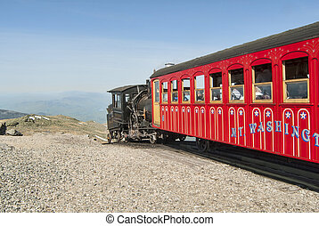 Mount Washington Cog Train