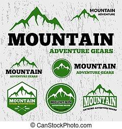 mountain adventure gears logo