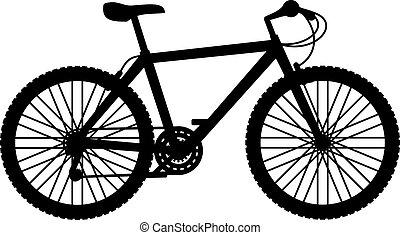 Mountain bike - Creative design of mountain bike