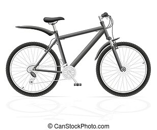 radfahrer berg bergauf fahrrad retro reiten radfahrer vektor suche clipart. Black Bedroom Furniture Sets. Home Design Ideas