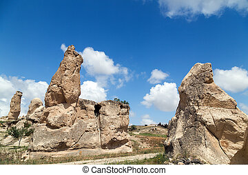 mountain Cappadocia