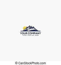 Mountain Colorado apartment logo