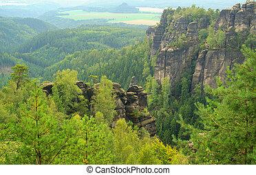 mountain Fluchtwand 11