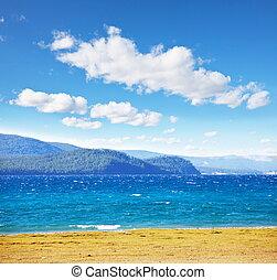 mountain lake Hubsugul