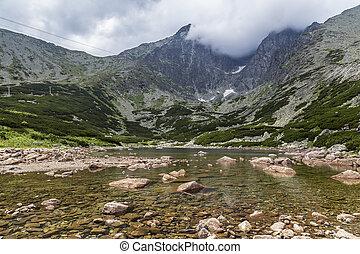 Lake in the High Tatra