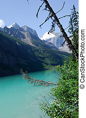 Mountain Lake Louise