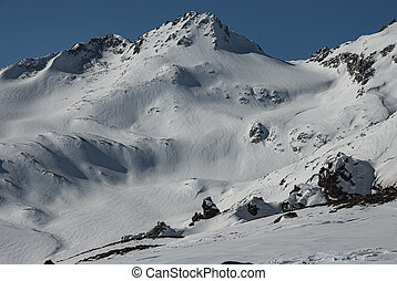 Mountain landscape, Caucasus