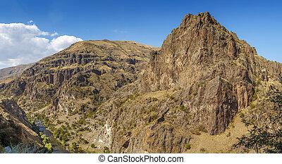 Mountain landscape, Georgia