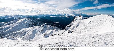 Carpathians (Romania)