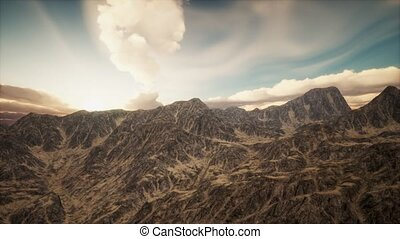 Mountain Landscape in High Altitude - mountain landscape in ...