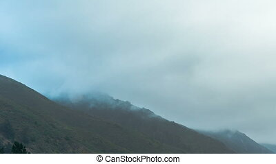 Mountain Mist Time-lapse