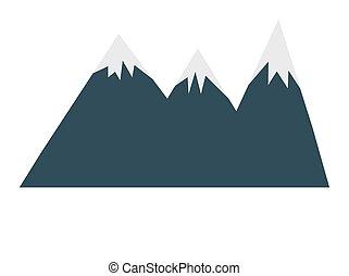 mountain  nature landscape design