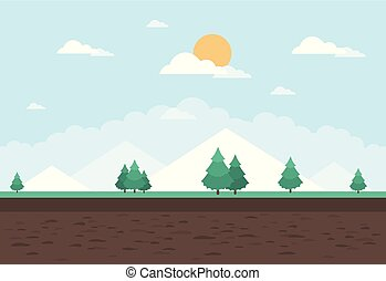Mountain nature7