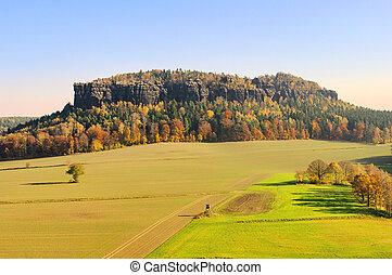 mountain Pfaffenstein 02