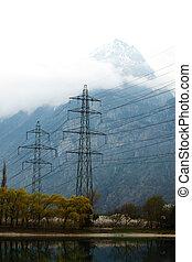 mountain power