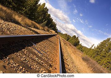 mountain rails
