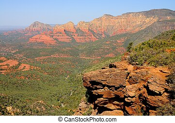Mountain Range - Desert Mountains and rock formations at ...