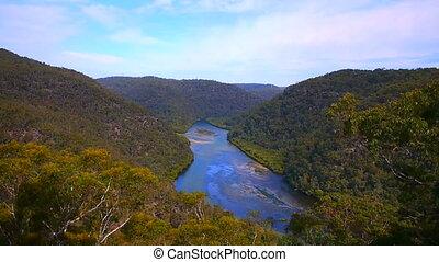 mountain range in Australia