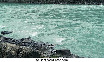 Mountain river 1