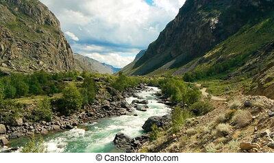 Mountain river 11