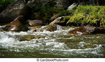 Mountain river 5