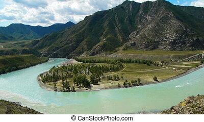 Mountain river 8
