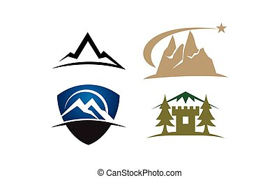 Mountain Solution Template Set