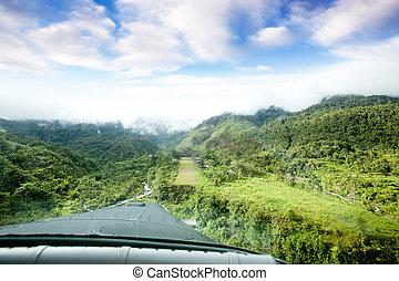 Mountain Village Runway